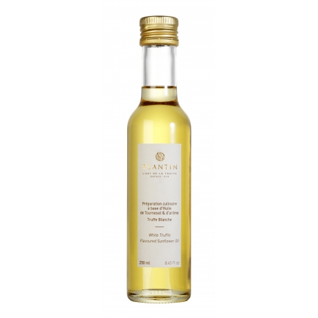 White Winter Truffle Sunflower Oil