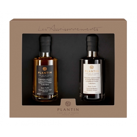Gift Set The Seasonings - Oil & Vinegar