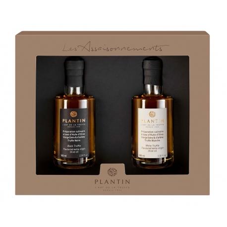 Seasoning Gift Set - Two Oils